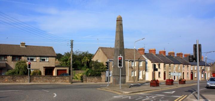 Vallotton Monument in Wygram, Wexford