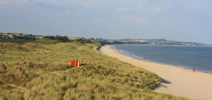 curracloe beach white gap