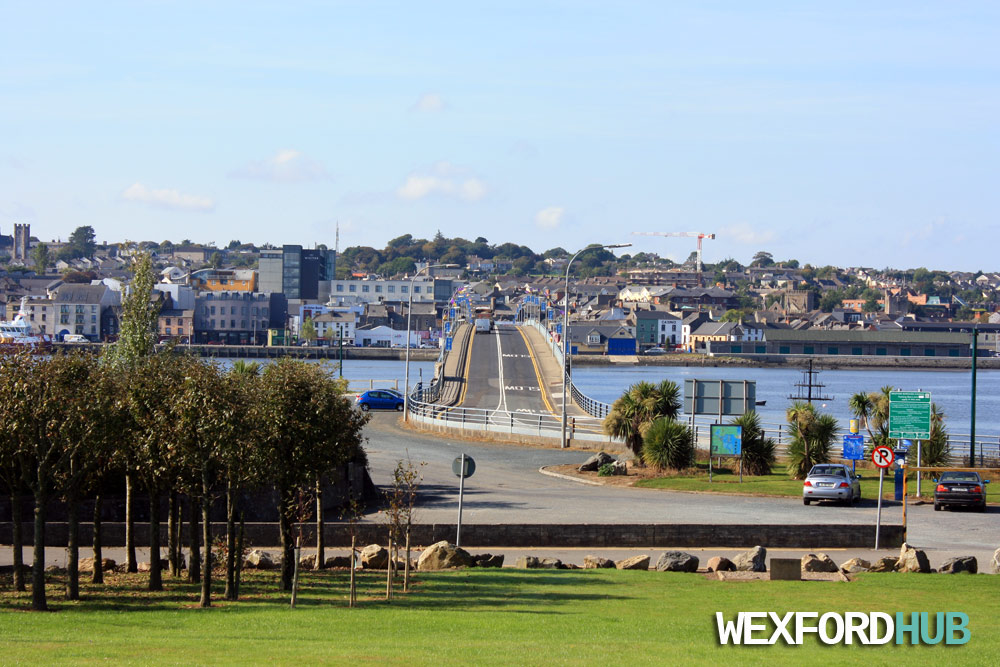 Wexford bridge for The wexford