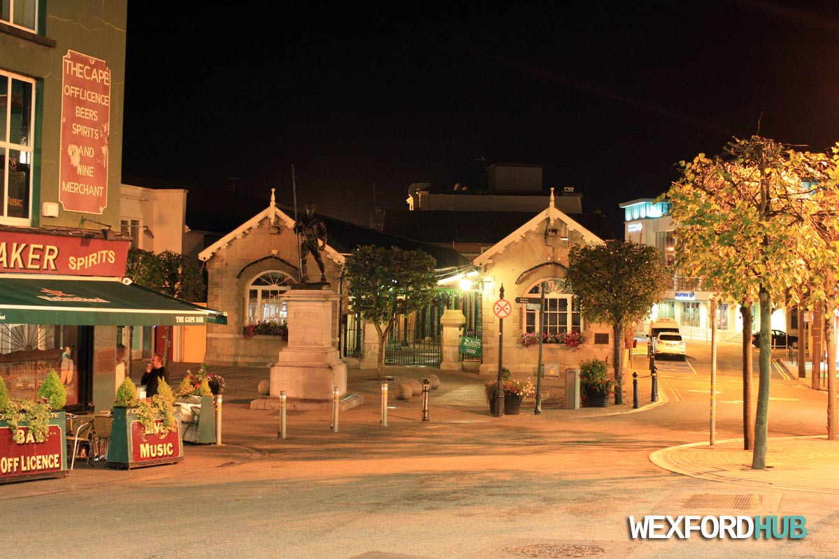 The Bullring, Wexford