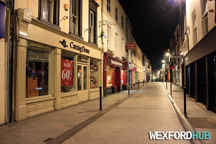 Carraig Donn, Wexford