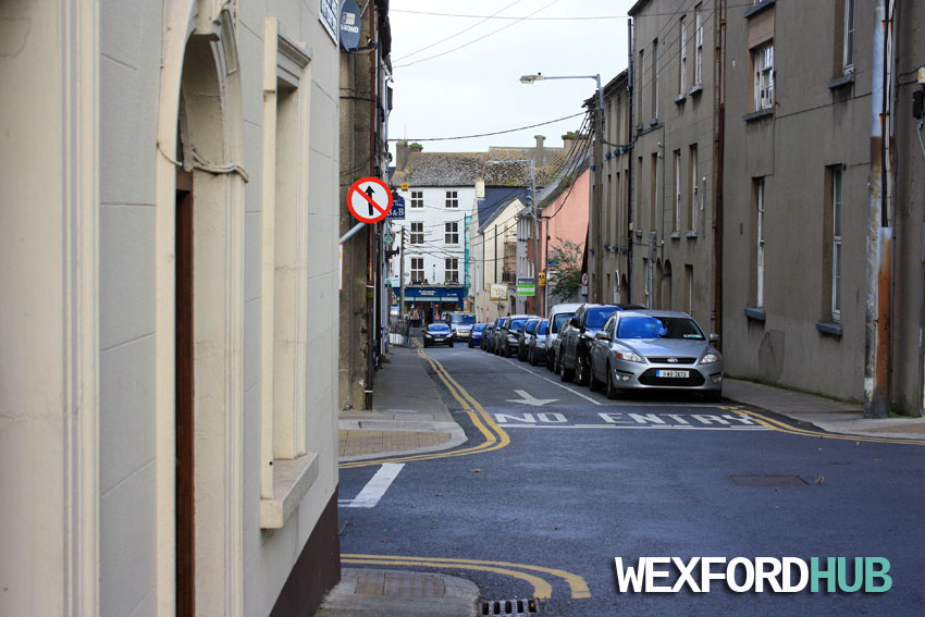 George's Street, Wexford