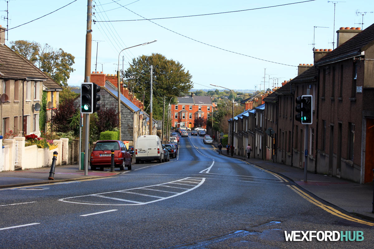 Hill Street, Wexford