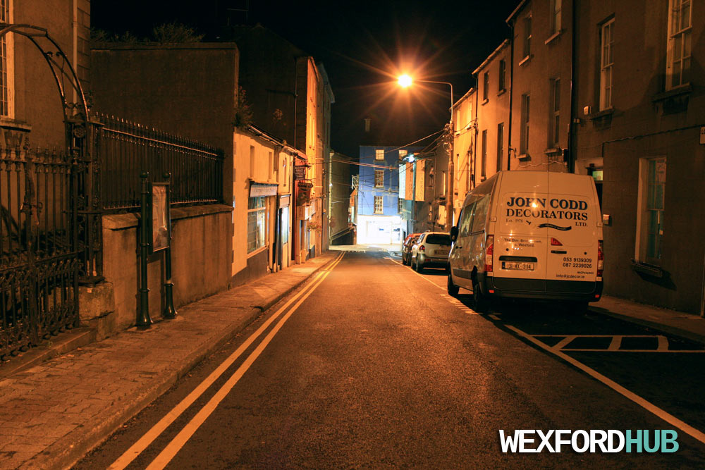 Lower Rowe Street, Wexford