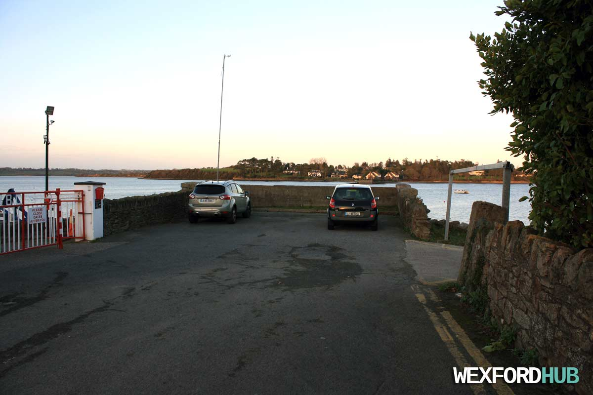 Old Wexford Bridge
