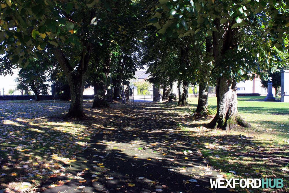 Redmond Park in Autumn