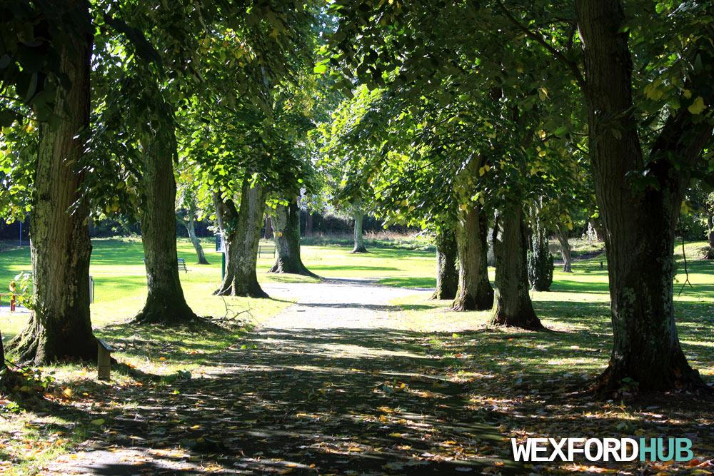 Redmond Park Autumn