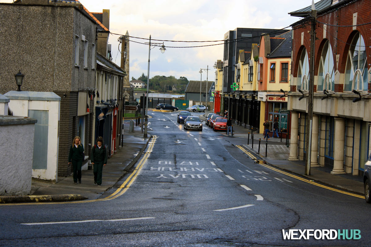 Redmond Square, Wexford