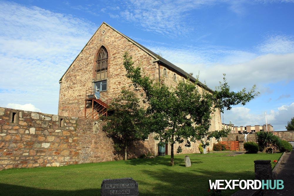 Wexford Gaol Building