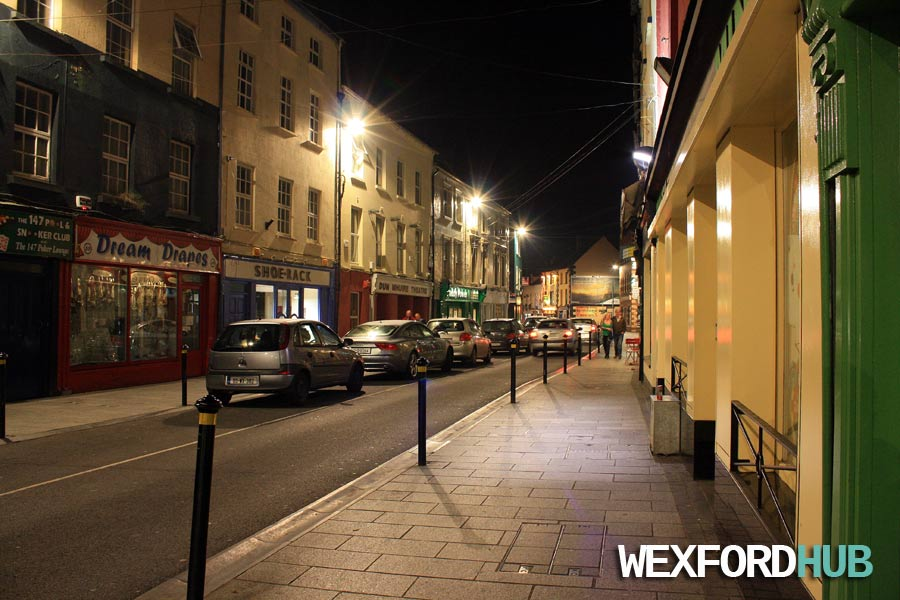 South Main St, Wexford