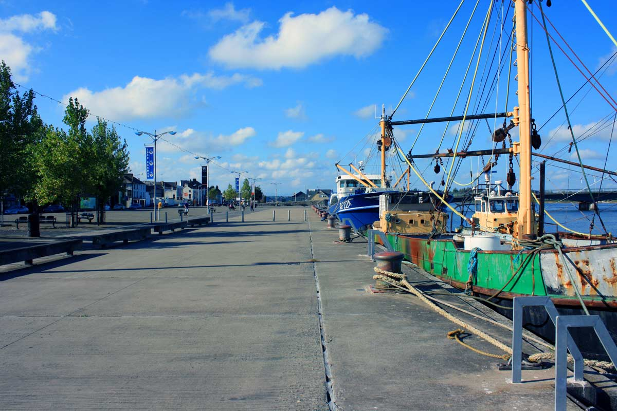 2 Million To Be Invested In Refurbishment Of Wexford Quay