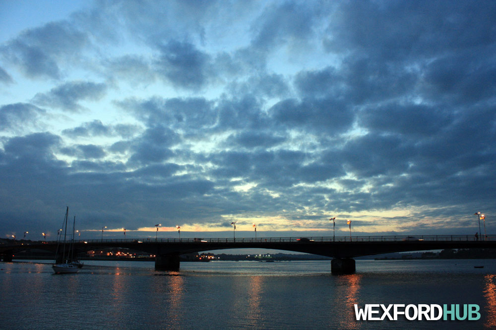 Wexford Town Bridge