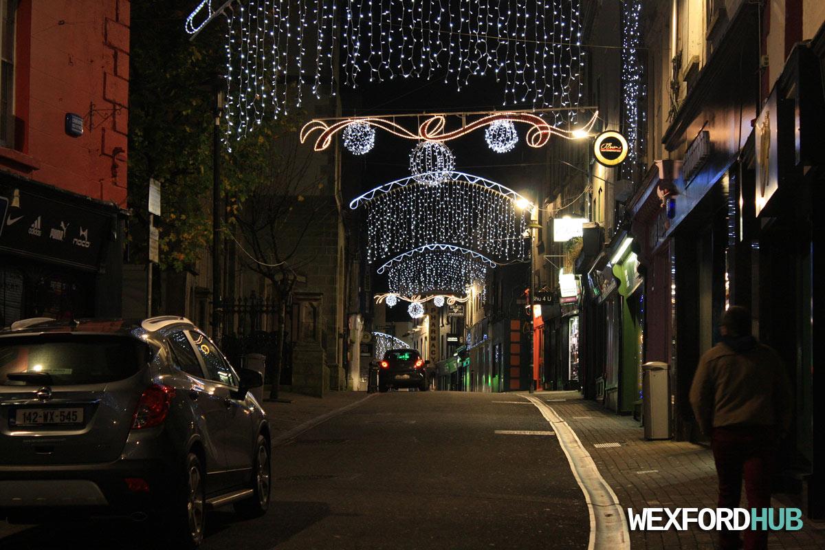 North Main Street, Wexford