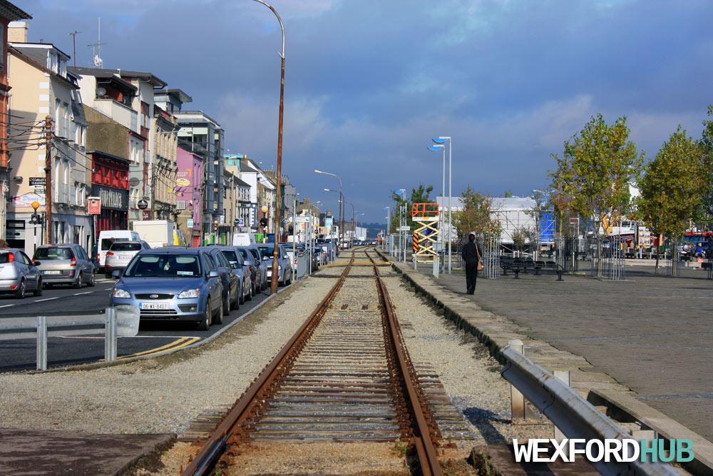 Wexford Railway Line