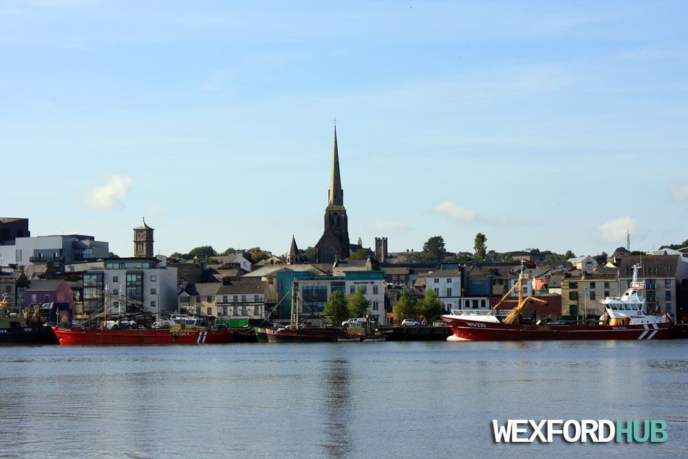 Wexford Town Quay