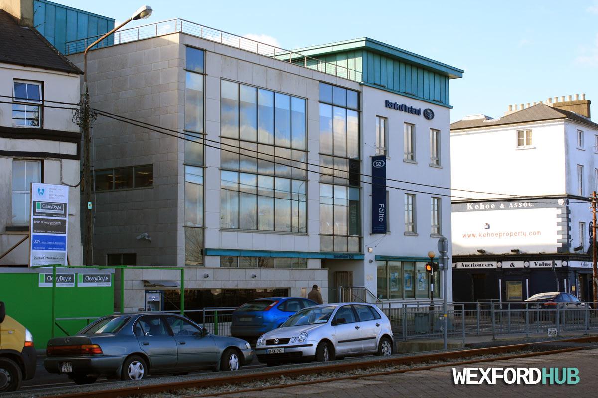 Bank of Ireland, Wexford