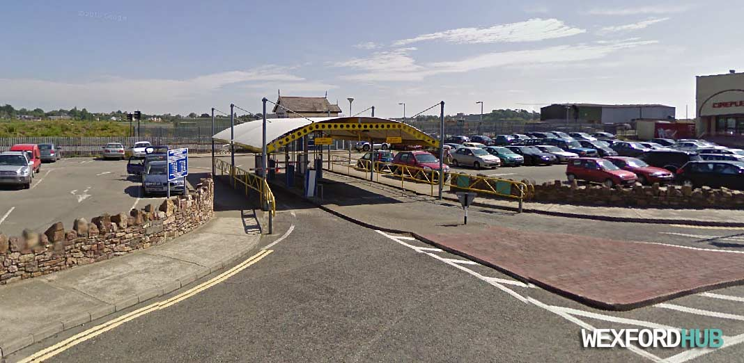 Car Park Wexford