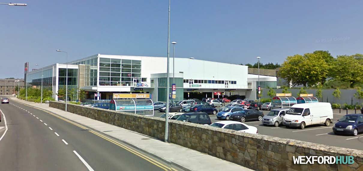 Tesco Car Park Wexford