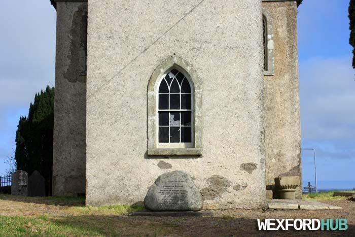 Rathaspeck- Church, Wexford