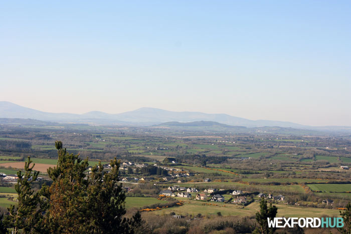 Forth Mountain, Wexford