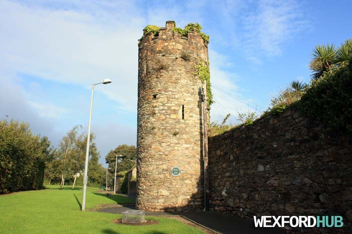 Mural Tower
