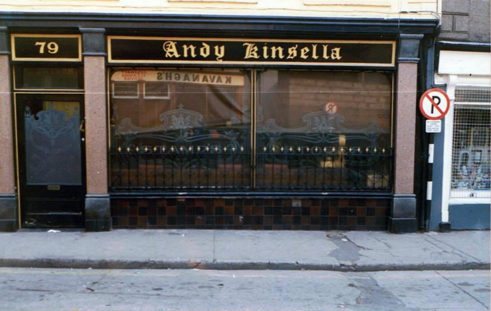 Andy Kinsella pub, Wexford