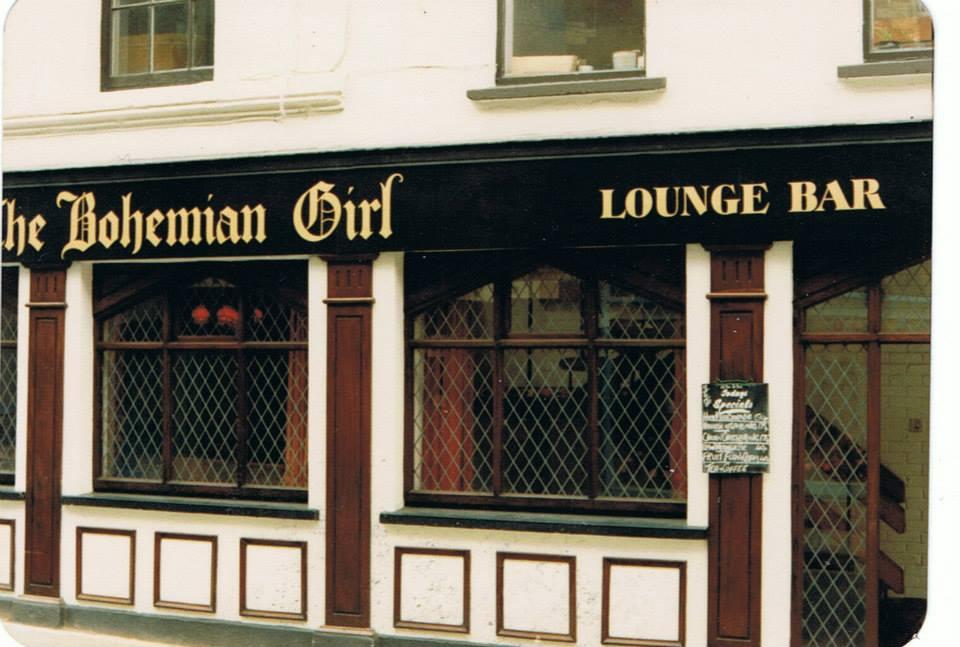 Bohemian Girl, Wexford