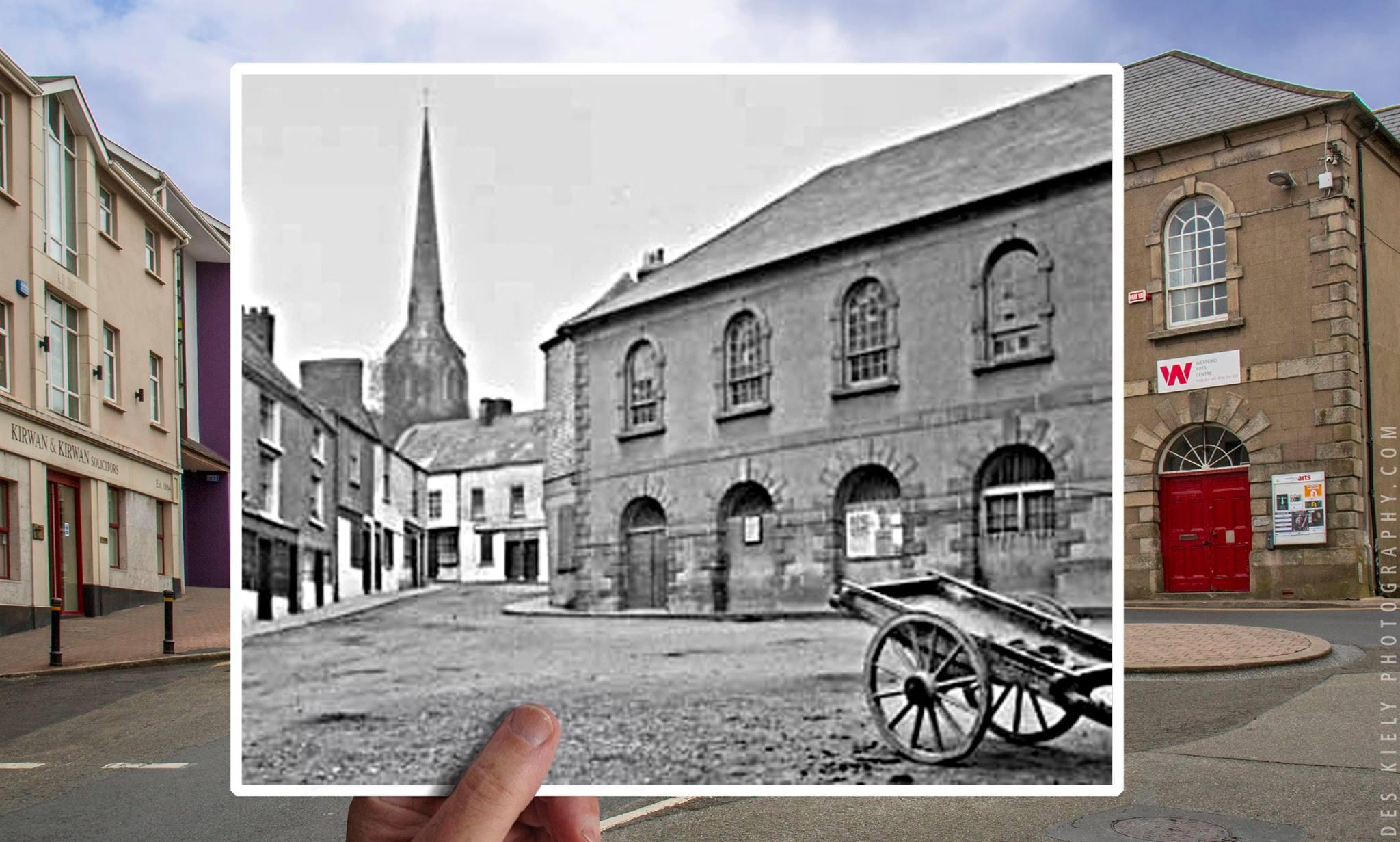 Cornmarket, Wexford