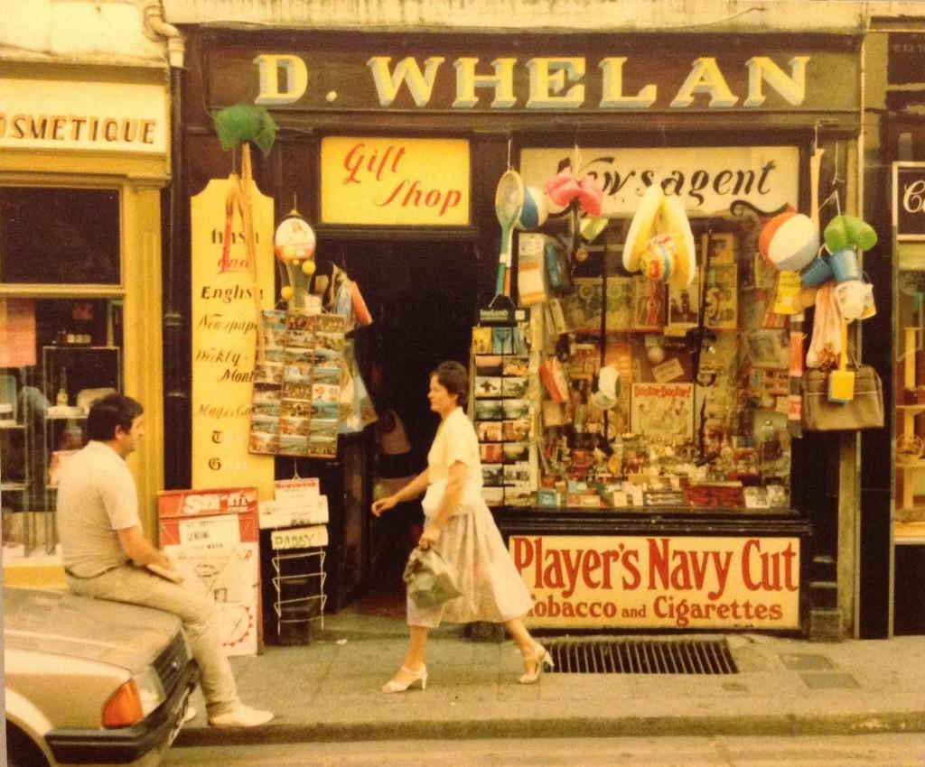 D. Whelan, Wexford