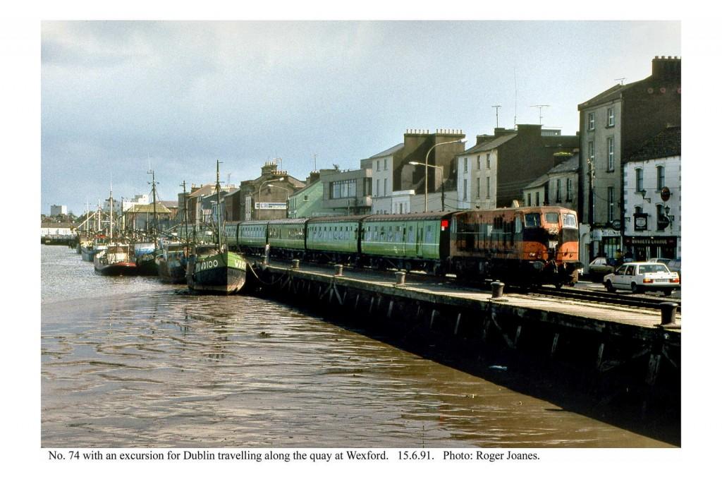 Wexford Quay