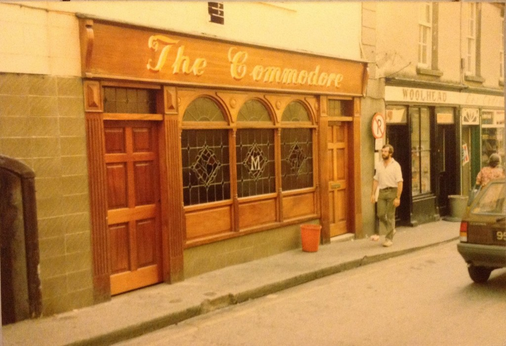 The Commodore, Wexford.
