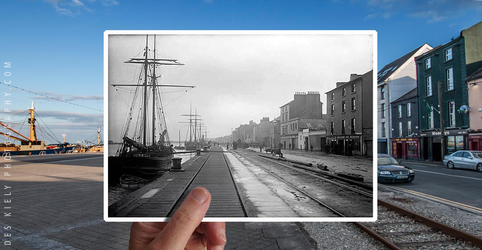 Photographs Of Wexford Past Present