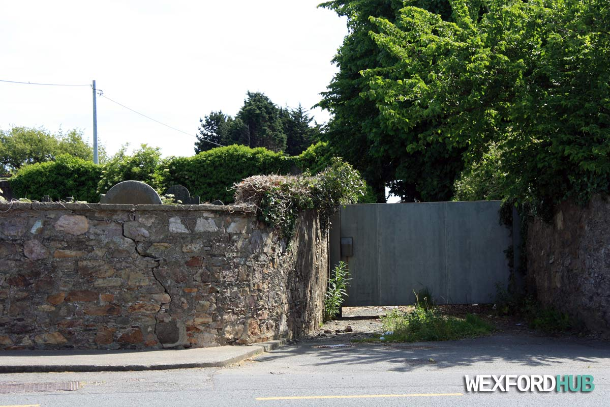 St. Mary Magdalene's church in Wexford