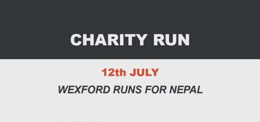 Charity Run Wexford