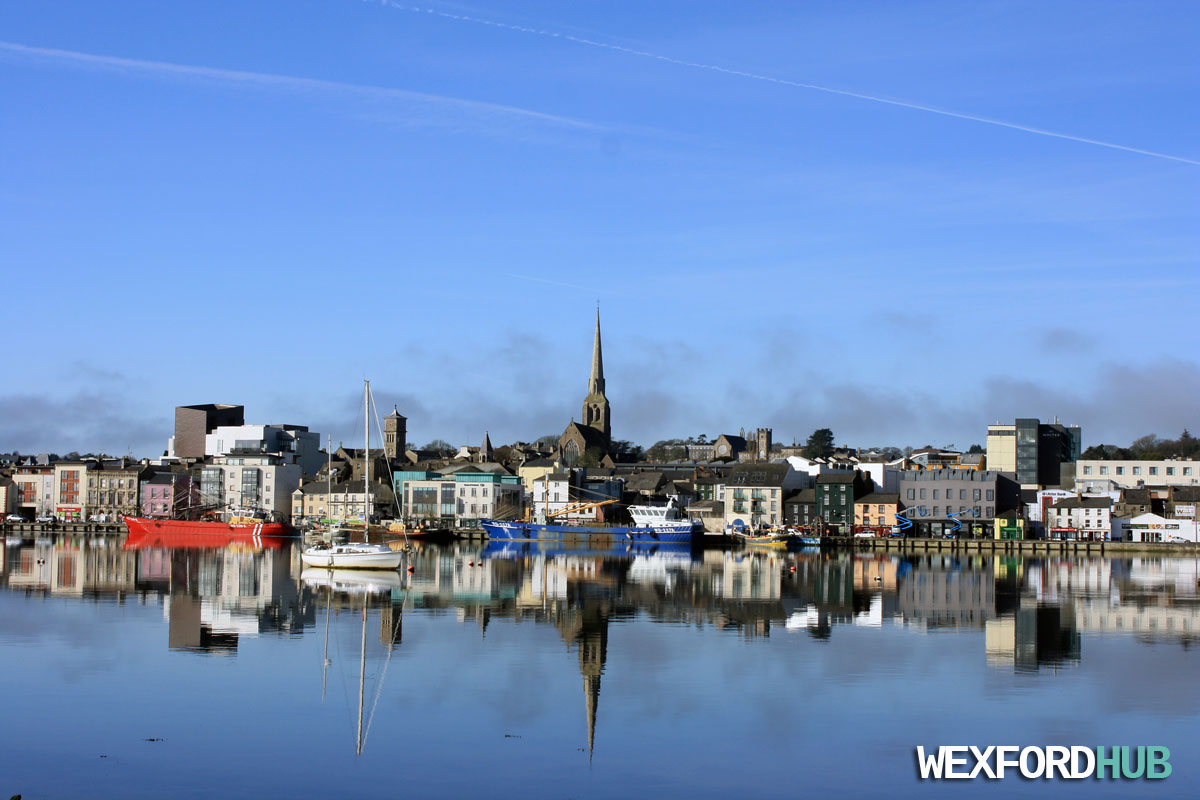 the wexford wexford town