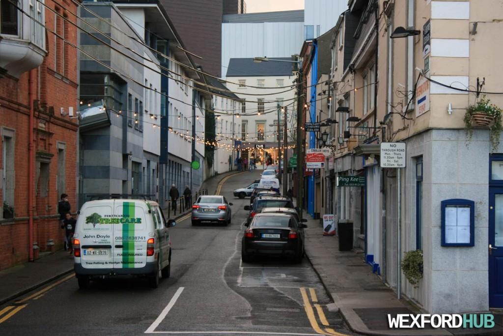 Anne Street, Wexford