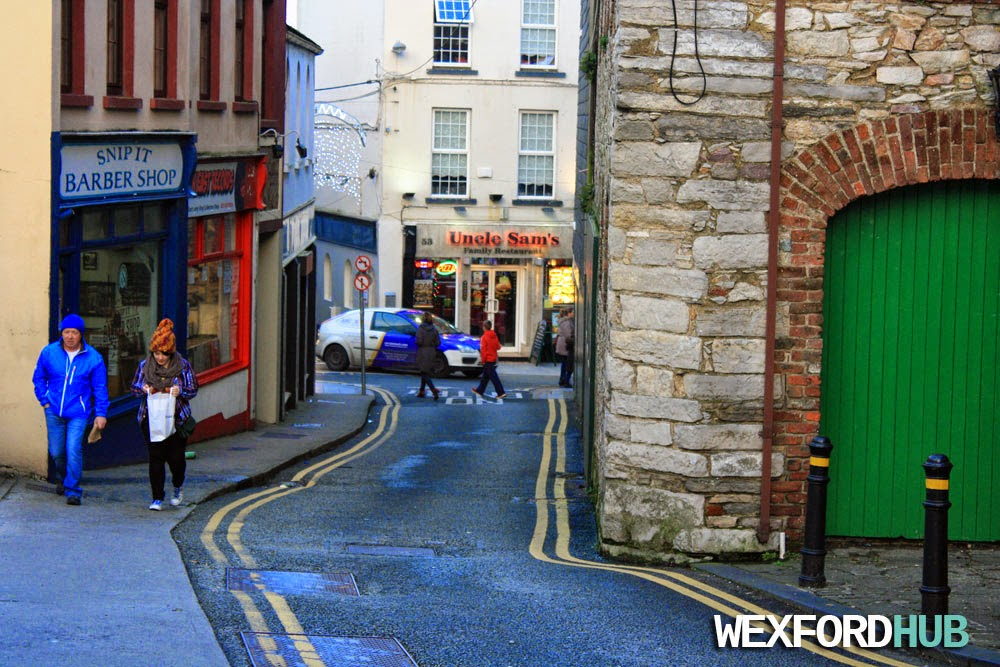 Peter Street, Wexford