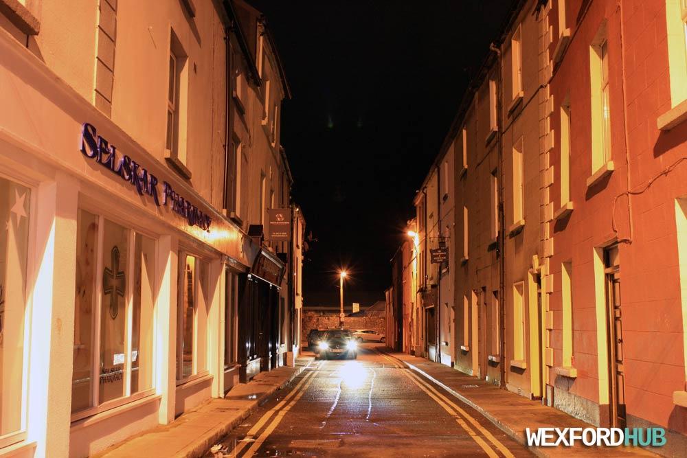skeffington street