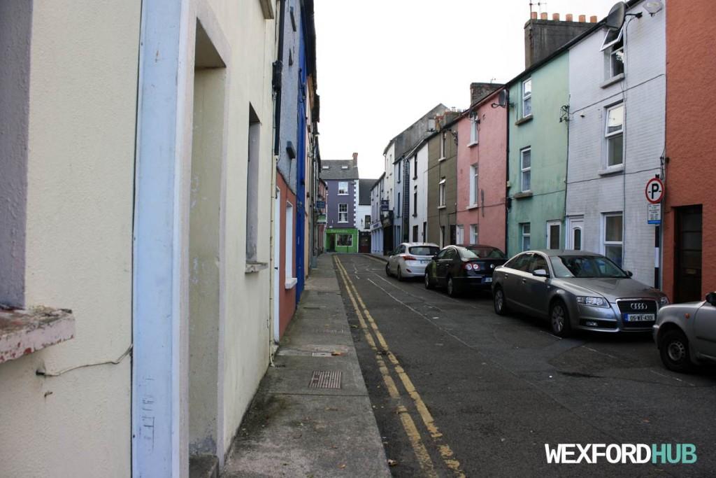 Skeffington Street, Wexford