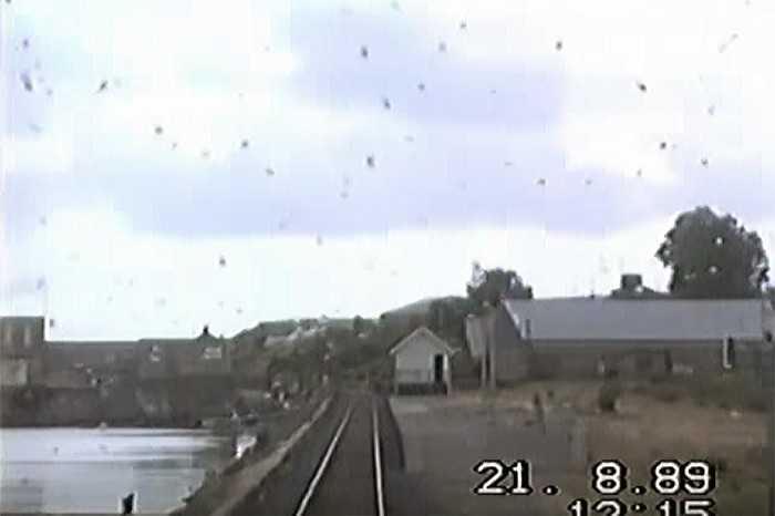 Train Tracks Wexford