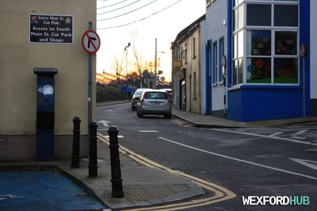 Bride Street Wexford