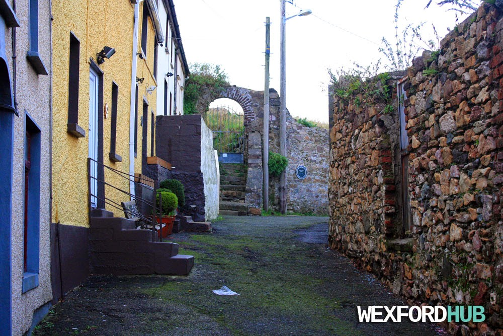 Mary's Lane, Wexford