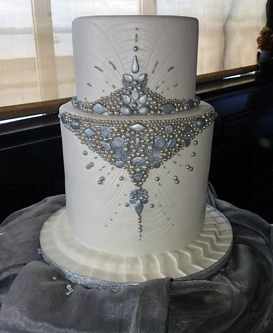 how to make a diamante wedding cake stand cakes wexford weddings birthdays christenings 15804