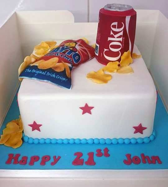 Looking For A Custom Birthday Cake Is Your Son Or Daughter Captivated By Certain TV Show Toy Computer Game Does Significant Other Have