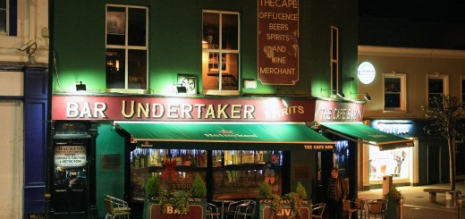 the undertaker, wexford