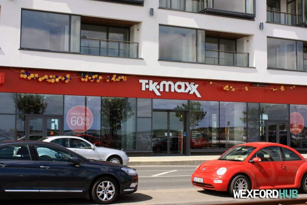 TK Maxx, Wexford