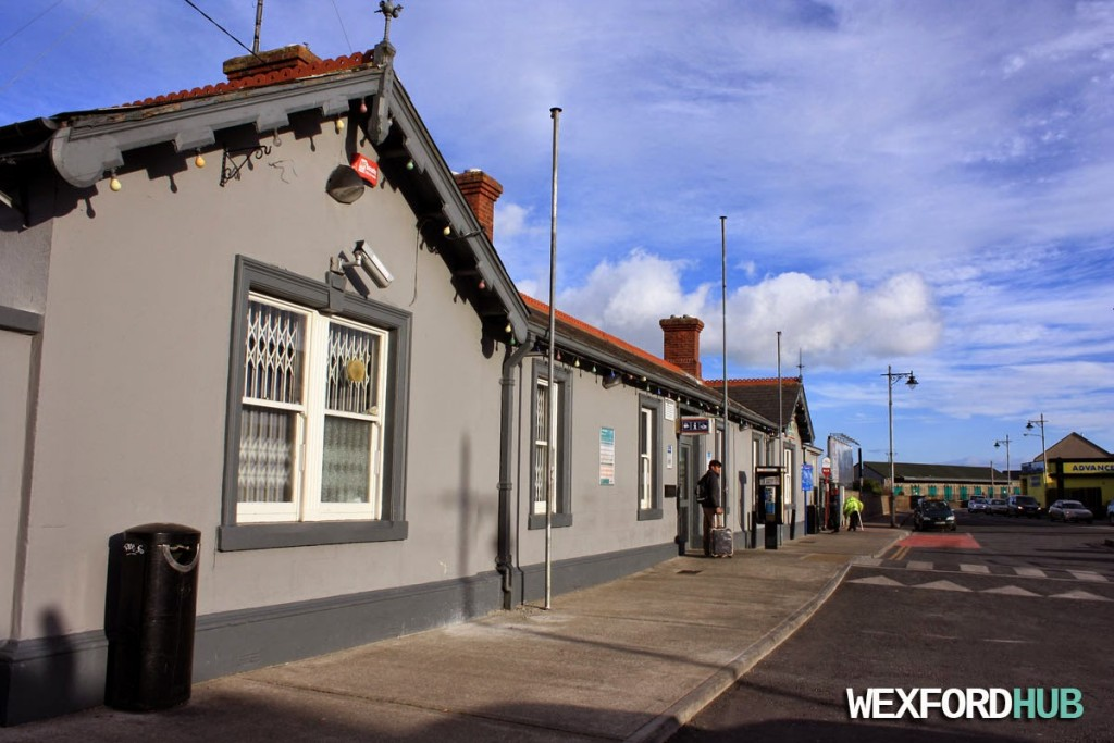 wexford train station