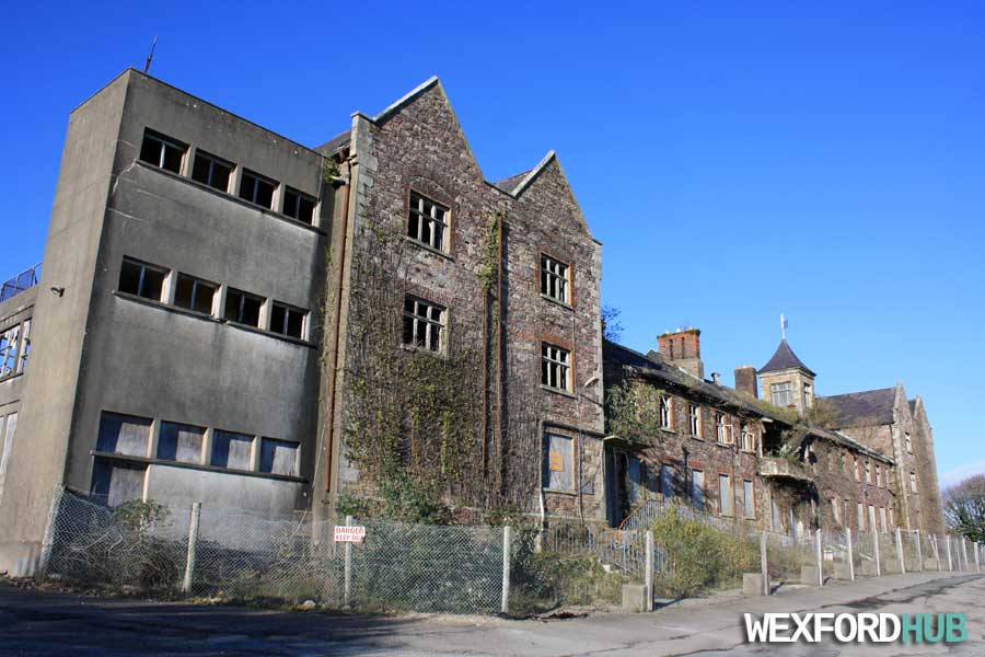workhouse building