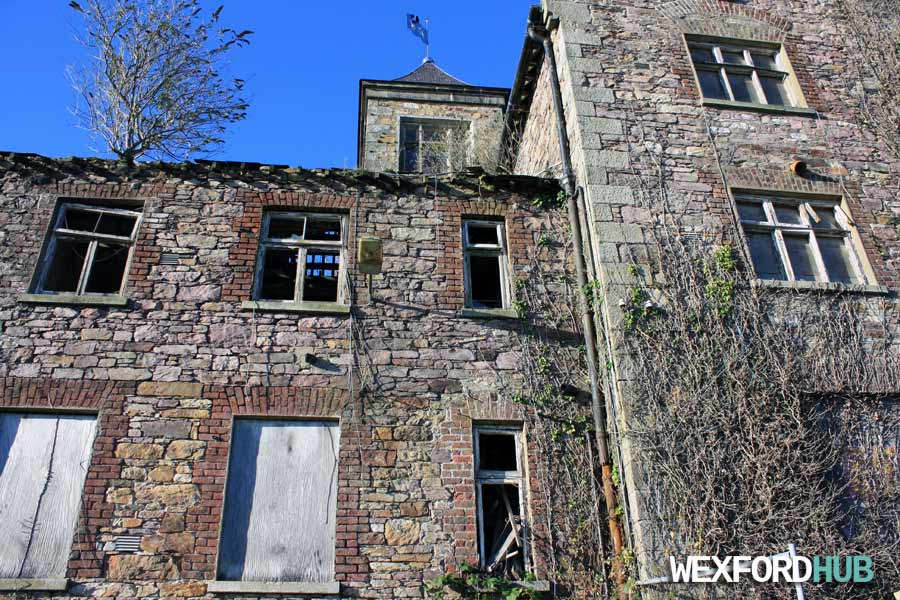 workhouse wexford