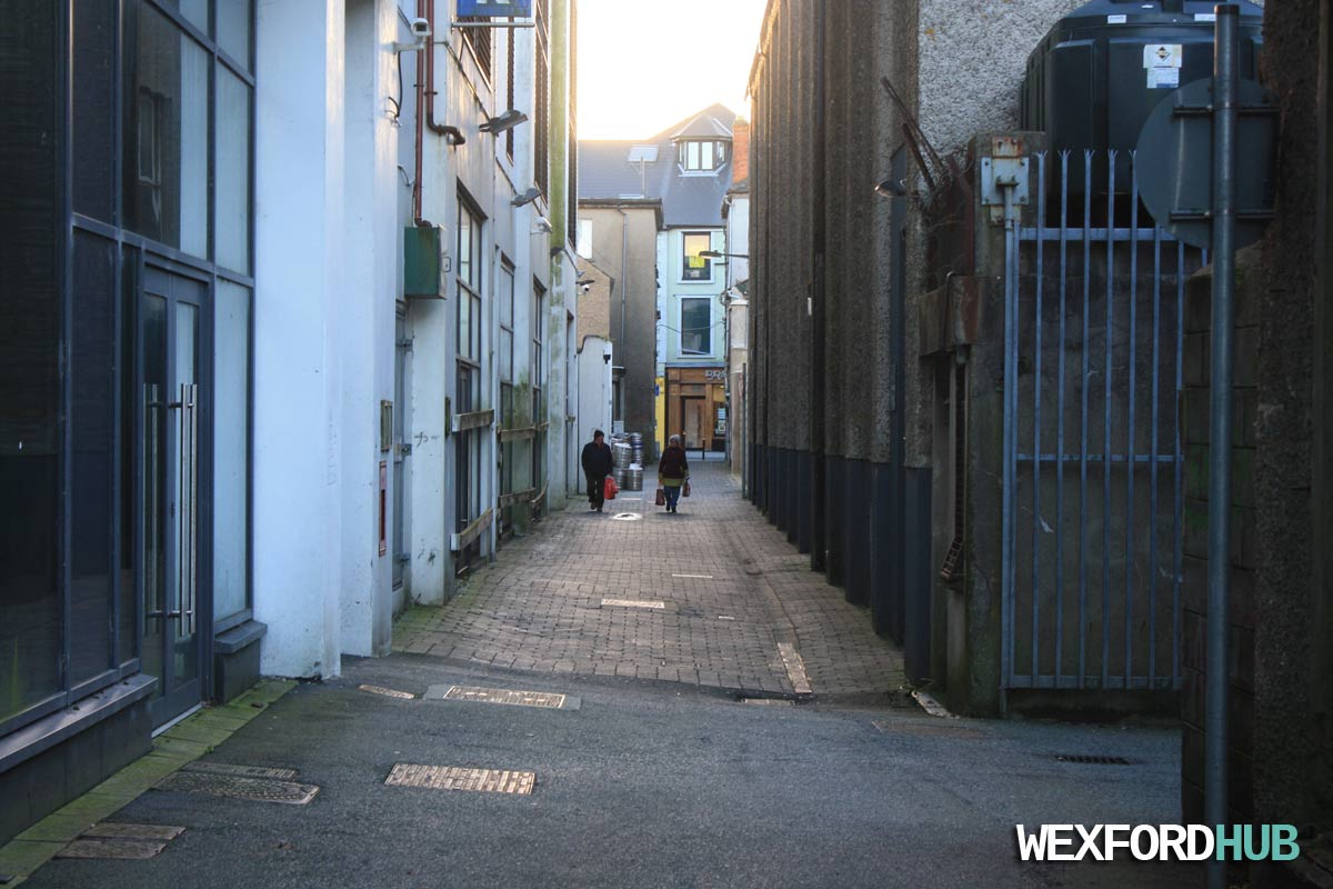 Oyster Lane, Wexford